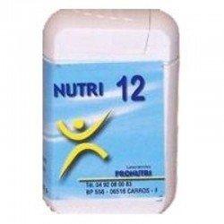 Pronutri-Floriphar Nutri 12 hypothalamus 60 comprimés
