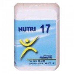 Pronutri-floriphar Nutri 17 os comp 60