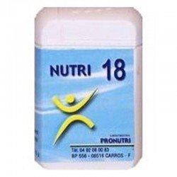 Pronutri-Floriphar Nutri 18 pancreas 60 comprimés