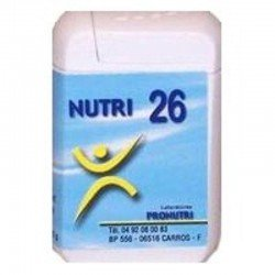 Pronutri-Floriphar Nutri 26 terre 60 comprimés