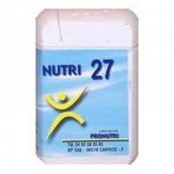 Nutri 27 thyroide comp 60