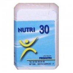 Pronutri-floriphar Nutri 30 vesicule biliaire 60 comp