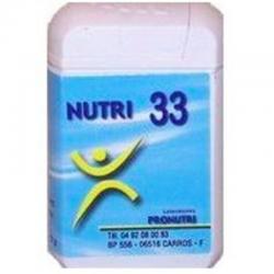 Pronutri-Floriphar Nutri 33 conception60 comprimés