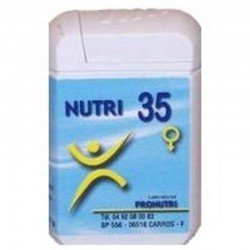 Nutri 35 maitre du coeur feminin 35 comp 60