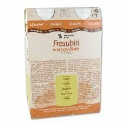 Fresubin energy fibre drink vanille 4x200ml