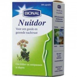Nuitdor bional capsules 80