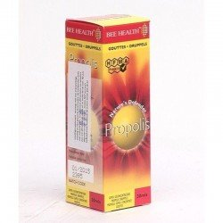 Bee health propolis gutt 50% 30ml