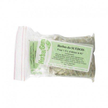 Herbalgem  Elixir suedois herbes 1 pièce