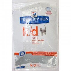 Hill's prescription diet kd feline chats 5kg *4308m