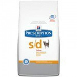 Hill's prescription diet sd feline chats 5kg *4322m