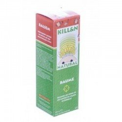 Kill&n: baume anti poux et anti lentes 100ml