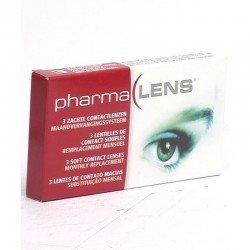 Pharmalens lentilles de contact souple parametre 2 3 dioptrie -1