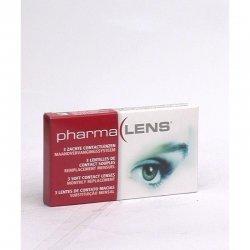 Pharmalens lentilles de contact parametre 8 3 dioptrie -2.50