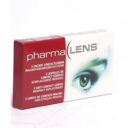Pharmalens lentilles de contact parametre 12 3 dioptrie -3.5