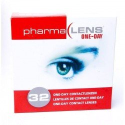 Pharmalens lentilles de contact souple 32 -1.75