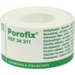 Porofix sparadrap 1.25cmx5m *34310