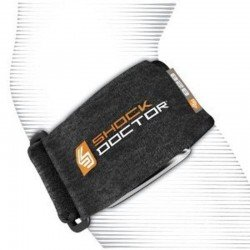 TENNIS ELBOW STRAP - BANDE  BLACK ONE SIZE
