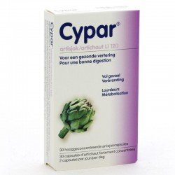 Cypar Artichaut LI 30 capsules