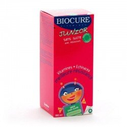 Biocure junior 180 ml