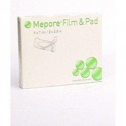 Mepore film + pad oval 5x 7cm 5 275310