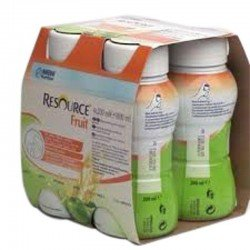 Resource fruit pomme 4x200ml 104019