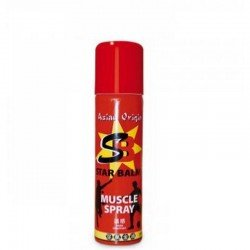 Star Balm Muscle Spray 150m