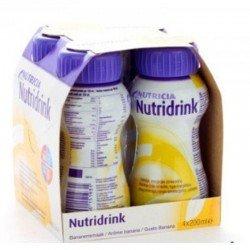 Nutricia Nutridrink banane 4x200ml