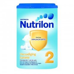Nutrilon Satiete 2 +6mois easypack pdr 800g