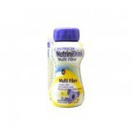 Nutricia Nutrinidrink multi fibre vanille 200ml