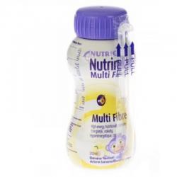 Nutricia Nutrinidrink multi fibre banane 200ml
