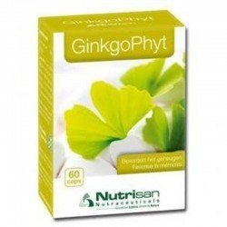 Ginkgophyt capsules 60