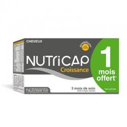 Nutricap croissance 180 capsules 2mois+1 gratuit