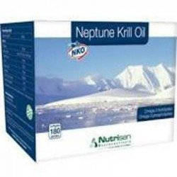 Nutrisan Bvba Neptune krill oil 180 gélules