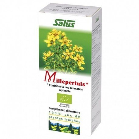 Salus seves preparations jus millepertuis 200ml
