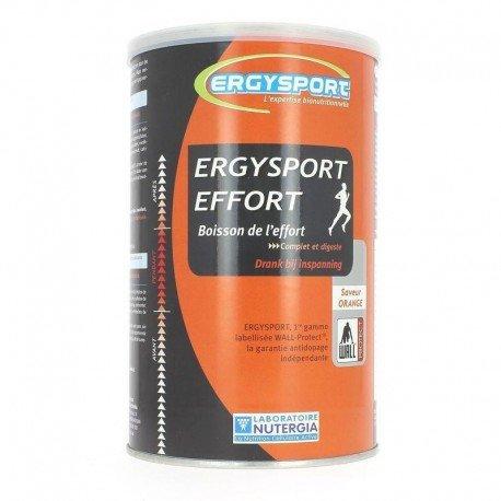 Nutergia Ergysport effort boisson orange poudre pot 450g