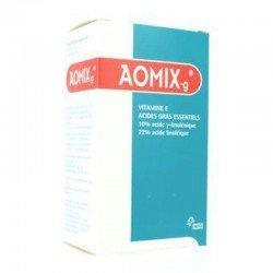 Omega pharma aomix-g capsules 80 x 605mg