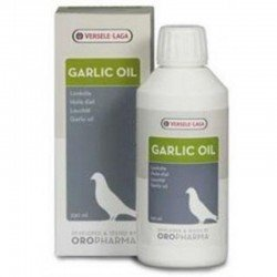Garlic oil (huile d'ail) 250ml
