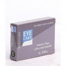 Eye care: ombre à paupières poudre duo taupe-fougere