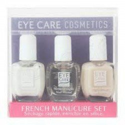 Eye care: french manucure set