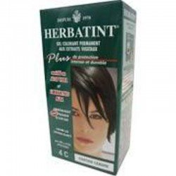 Herbatint: diverses couleurs (noir, marron...) chatain cendre 120ml