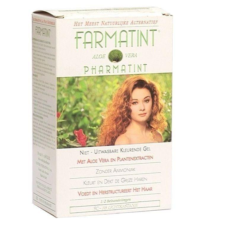 Farmatint chatain clair cendre 120ml 5c pharmasimple - Chatain clair cendre ...