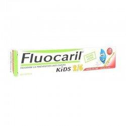 Fluocaril gel dentaire pour enfants 2-6 fraise 50ml