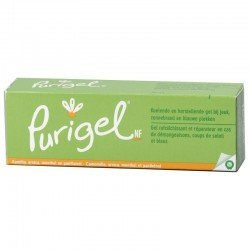Purigel nouvelle formule 50ml