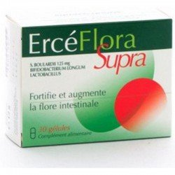 Erceflora supra 30 gélules 100mg