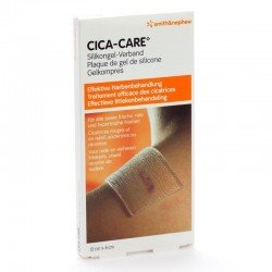 Smith Nephew Cica-care pansement silicone adhesive 6cm x 12cm *6272