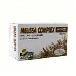 Soria 11-c melissa complexe 60 capsules *10011
