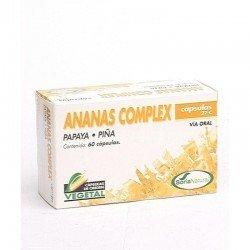 Soria 27-c complexe d'ananas natural (1) 60 capsules *10027