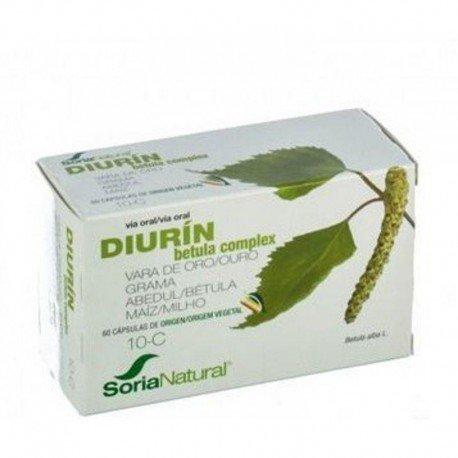 Diurin natural 10-C 60 capsules *10010