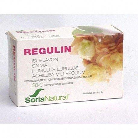 Soria 28-c regulin 60 caps *10028