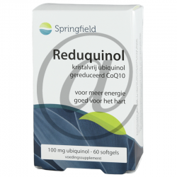Reduquinol softgels 100mg 60